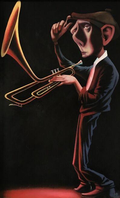 Tato Caraveo, 'Untitled (Trumpet)', 2019