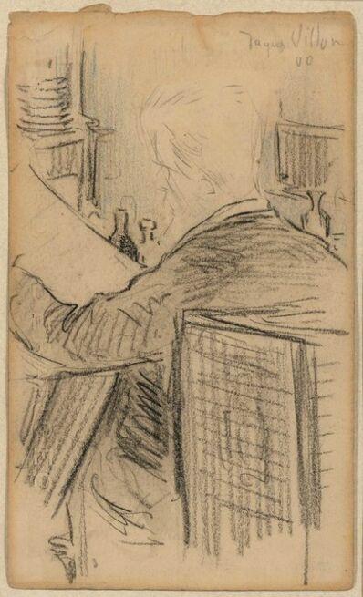 Jacques Villon, 'La Lecteur', 1900