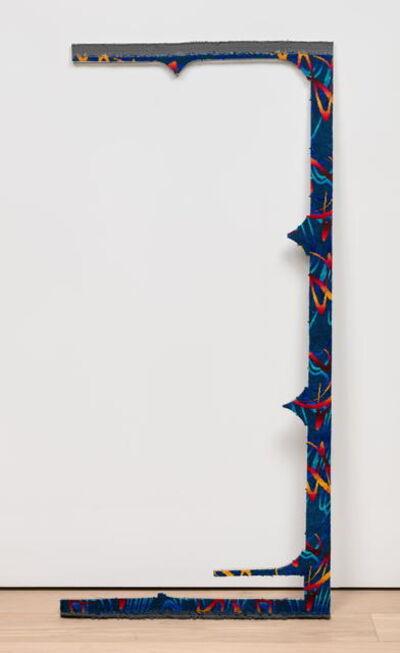 Jessica Vaughn, 'South Beach Blue No. 389', 2017