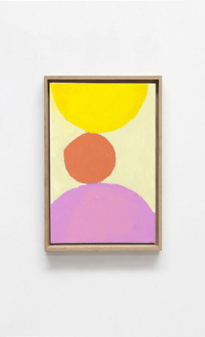 Etel Adnan, 'Satellites 9', 2020