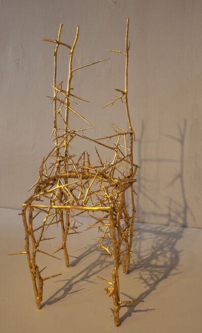 Michele Oka Doner, 'Thorn Chair', ca. 1990