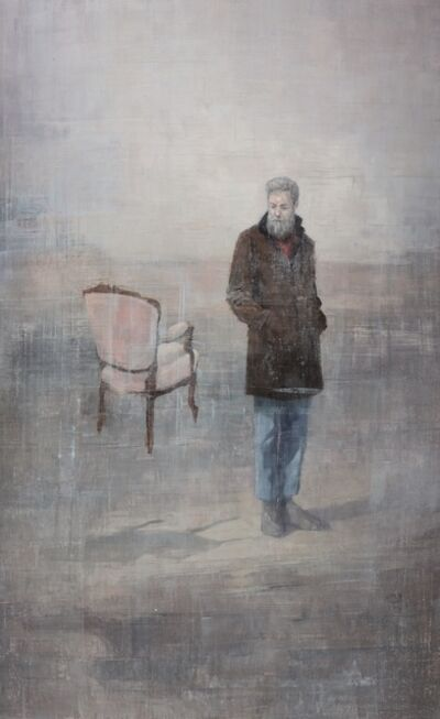 Federico Infante, 'The empty chair',