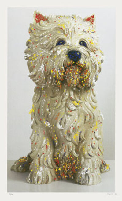 Jeff Koons, 'Puppy', 1998