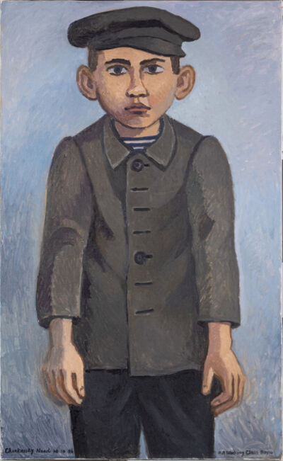 Zoya Cherkassky-Nnadi, 'A working Class Boy', 2020