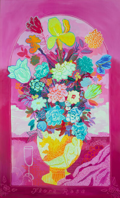 John Holcomb, 'Flora Rosa', 2019