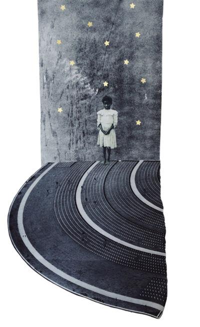 Christa David, 'i will run my own race (ii)', 2020