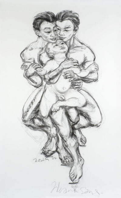 Jimmy Ong 王文清, 'Heart Sons', 2004
