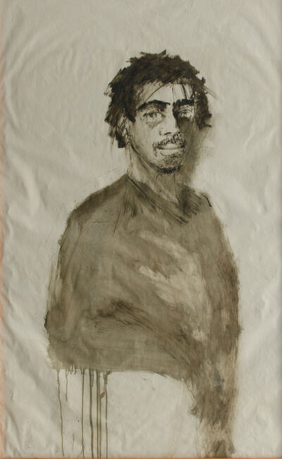 Arthur Monroe, 'Selfportrait', 1969-1970