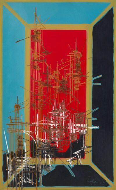 Georges Mathieu, 'Maintenon', 1965