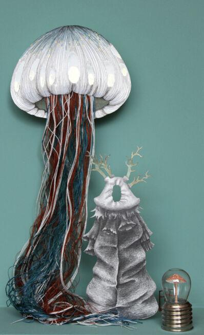 Teresa Currea, 'Medusa and Mushroom', 2018