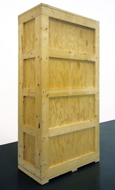 Richard Artschwager, 'Untitled (crate RA-6)', 1995