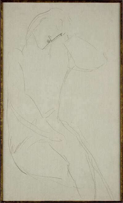 Amedeo Modigliani, 'Femme Assise', Unknown