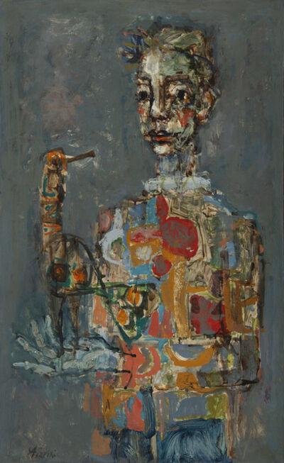 Paul Augustin Aizpiri, 'Le clown', UNKNOWN