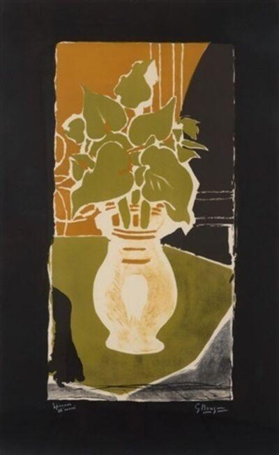 Georges Braque, 'Feuilles, couleur lumière', 1953-1954
