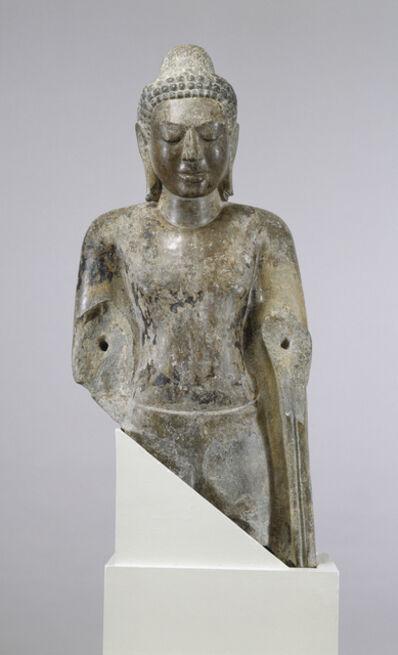 'Standing Buddha', 8th century