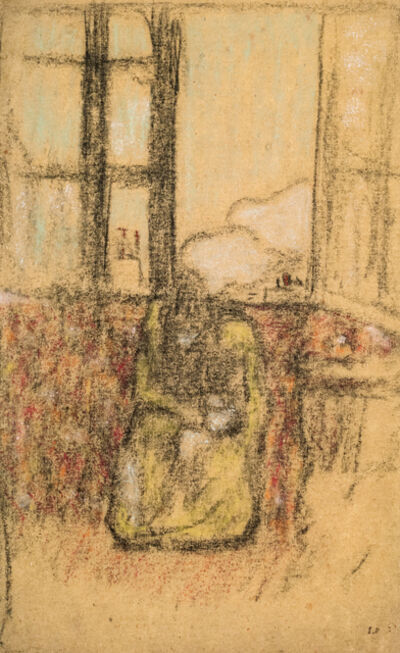 Édouard Vuillard, 'Marie in Front of the Window, ', 1890