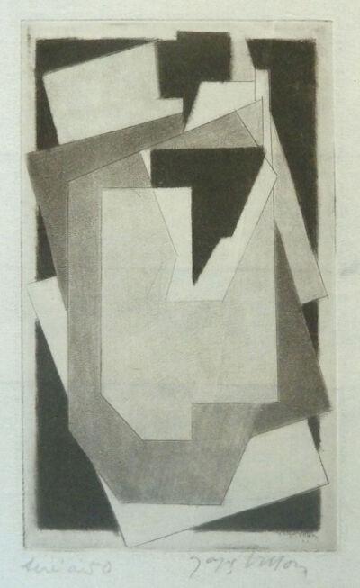 Jacques Villon, 'Noblesse', 1921