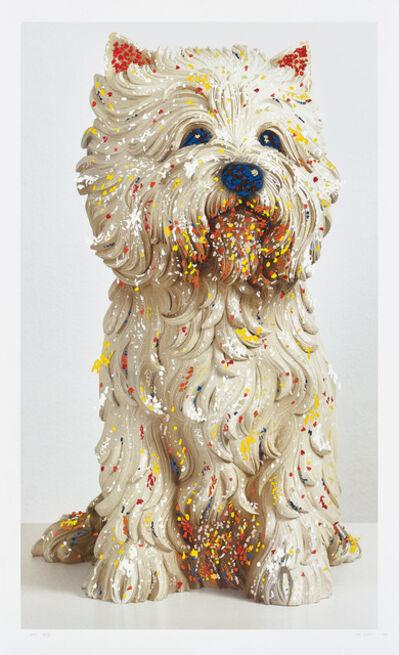 Jeff Koons, 'Puppy', 1999