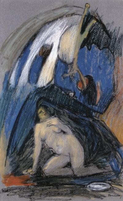 Dorothea Tanning, 'Pastel Quiet', 1985