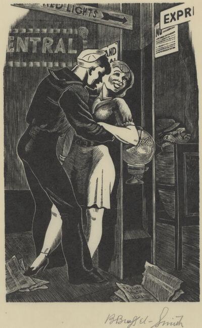Bernard Brussel-Smith, 'Shore Leave', 1941