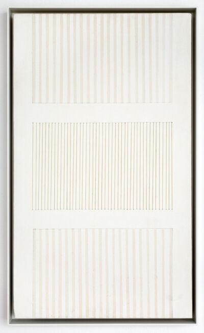 Elaine Reichek, 'Untitled #11', 1972