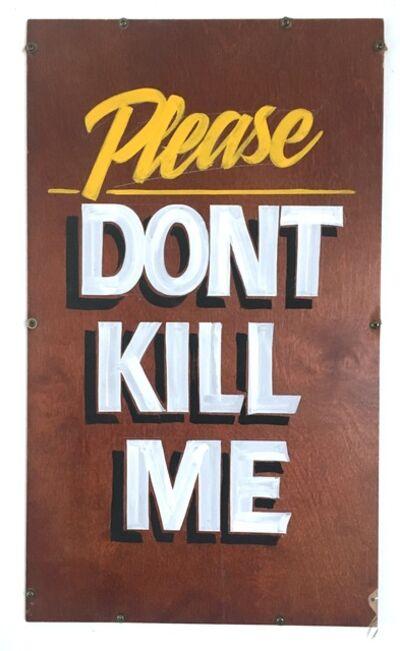 Joe Lotto, 'Please', 2019
