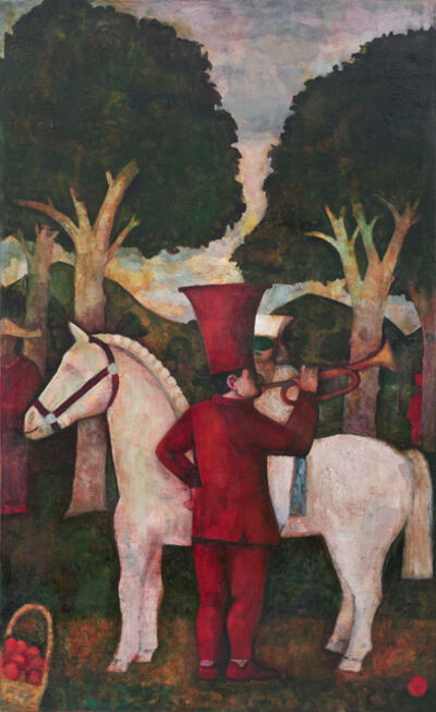 William Balthazar Rose, 'The Red Trumpeter'