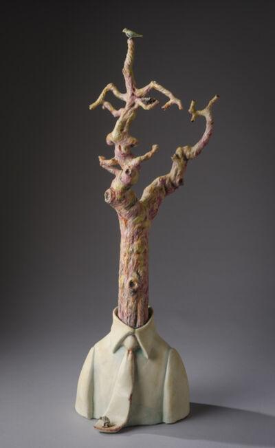 Jack Earl, 'Bird in the Man Tree Man', 1993