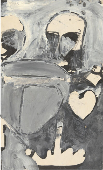 Richard Diebenkorn, 'Untitled ', 1956