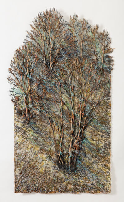 Lesley Richmond, 'TREELINE 7 ', 2016