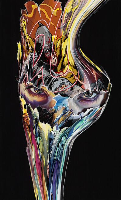 Sandra Chevrier, 'La Cage, le chêne et le roseau', 2020