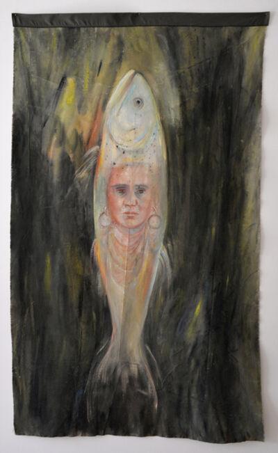 Angela Valeria, 'Chief Joseph and the White Fish'