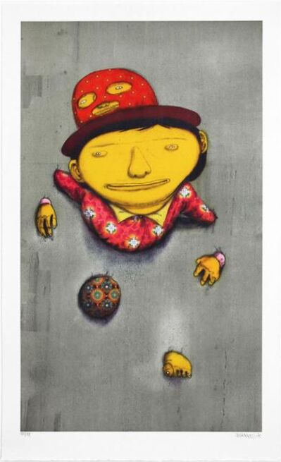 OSGEMEOS, 'The Other Side', 2016