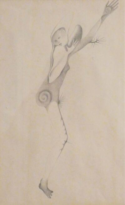 Remedios Varo, 'Mujer caracola', ca. 1957