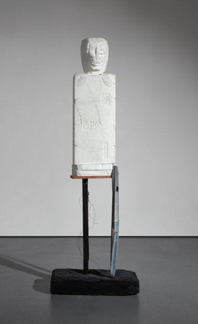 Huma Bhabha, 'Ghost', 2008