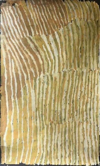 Makinti Napanangka, 'Untitled', 2004