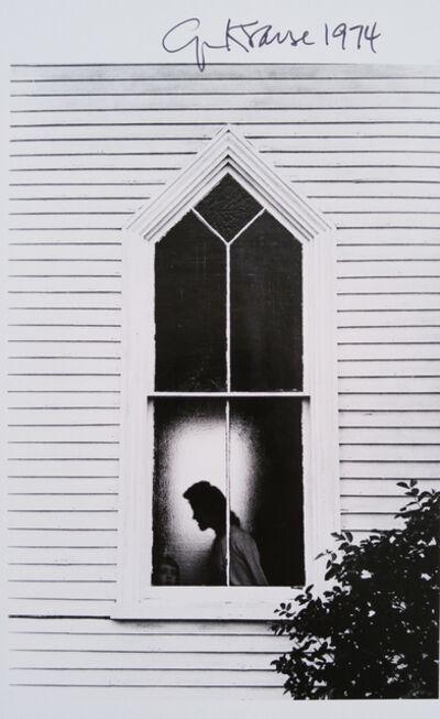 George Krause, 'Church Window', 1963