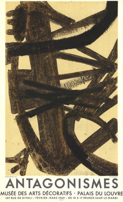 Pierre Soulages, 'Peinture', 1960