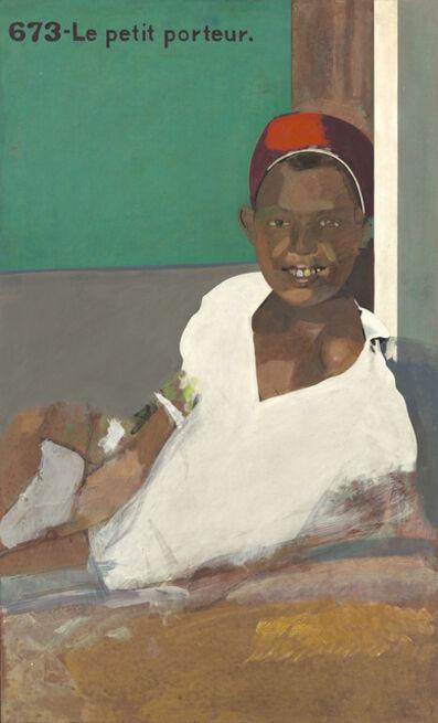 Peter Blake, 'Le Petit Porteur', 1965