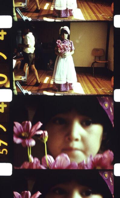Jonas Mekas, 'Kyoko daughter of Yoko Ono, c. 1970', 2013