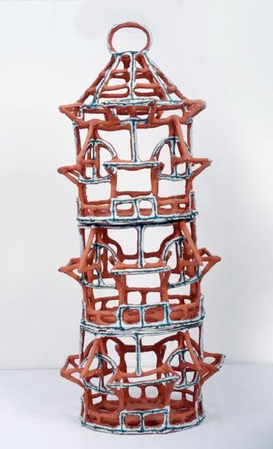 Elisabeth Kley, 'Large Triangle Birdcage', 2014