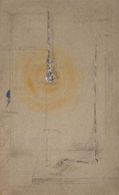 Kulim Kim, 'Light Bulb 19', 1976