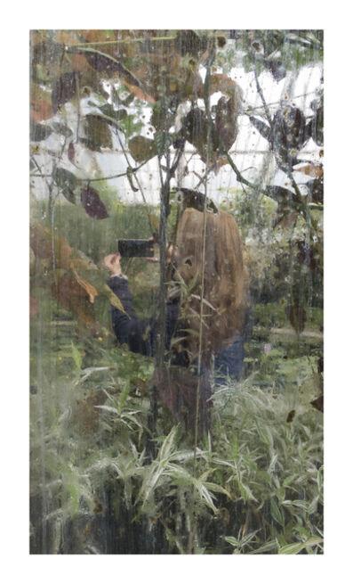 April Hickox, '#1', 2018