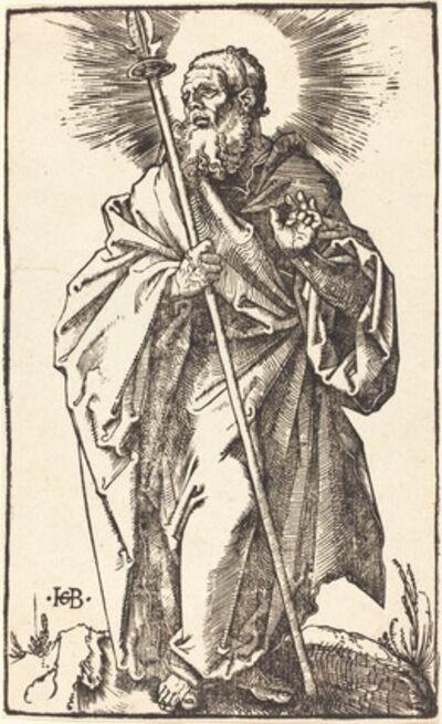 Hans Baldung, 'Saint Thomas', 1519