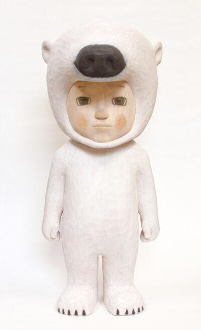 Satoru Koizumi, 'White Bear', 2019