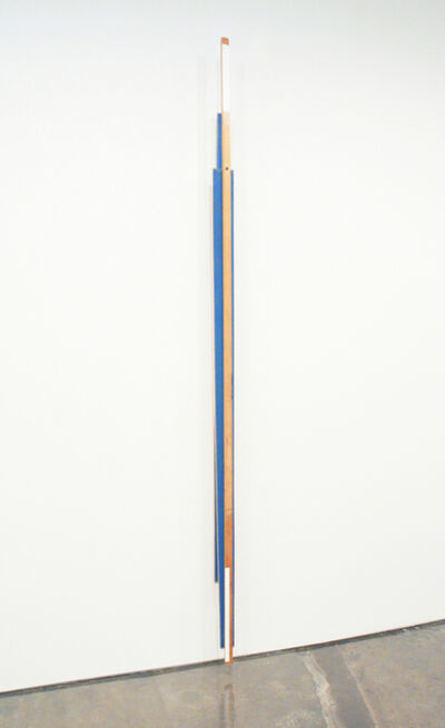 Russell Maltz, 'S.P. / Blue + Blue #117 (Needle)', 2017