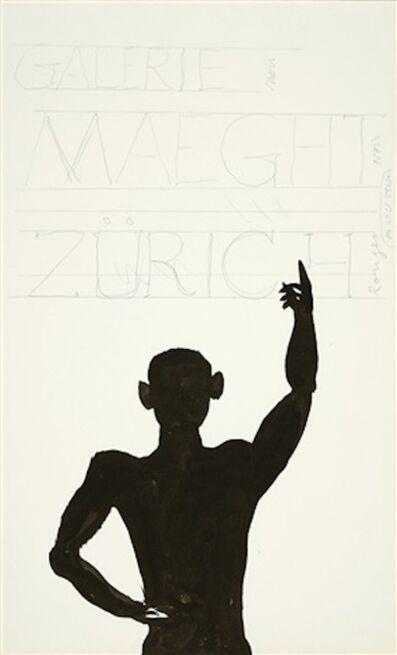 Alexander Calder, 'Sans titre', 1975