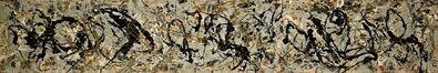 Jackson Pollock, 'Number 10', 1949