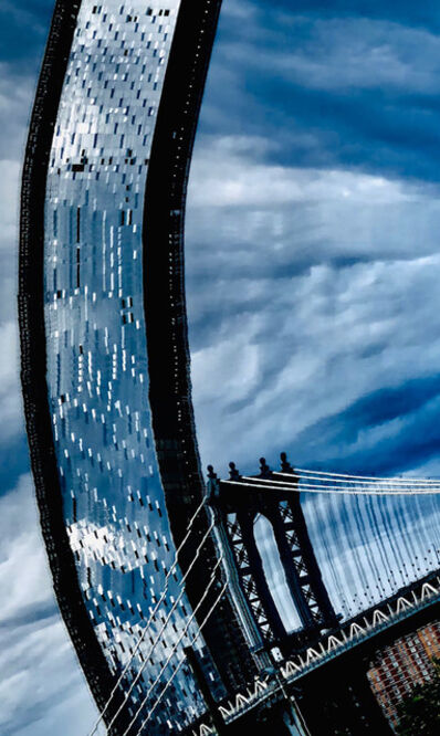 Richard Raderman, 'Inside Curve NYC'