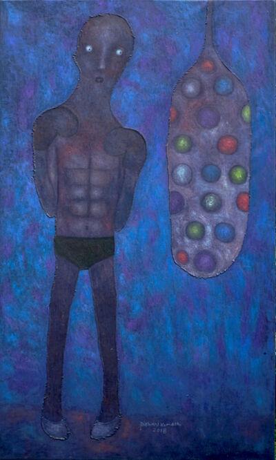 Richard Kimathi, 'Scores', 2018